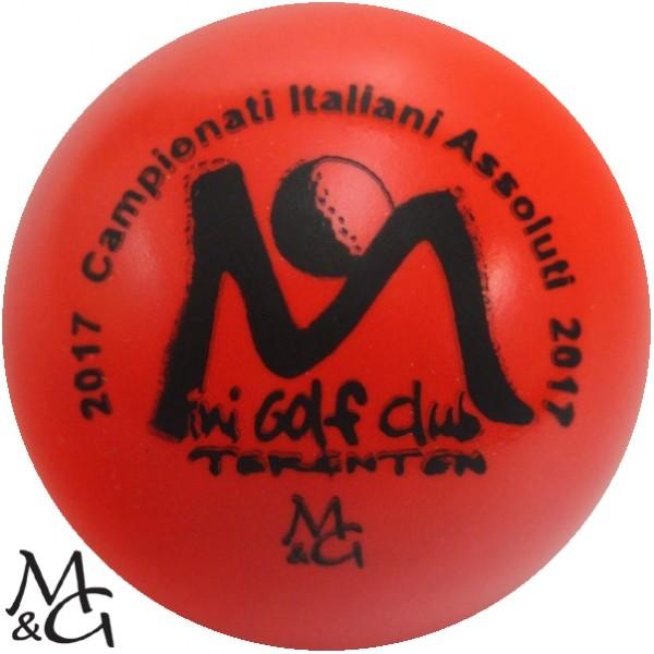 M&G Campionati Italiani Assoluti 2017 Terenten