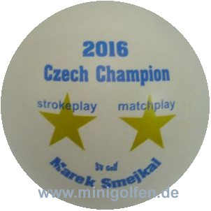 SV Czech Champion 2016 Marek Smejkal