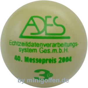 3D Ades 40. Messepreis 2004