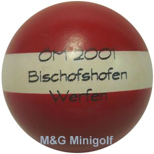 mg ÖM 2001 Bischofshofen Werfen