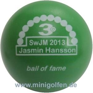 3D BoF SwJM 2013 Jasmin Hansson