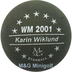 M&G Starball WM 2001 Karin Wiklund