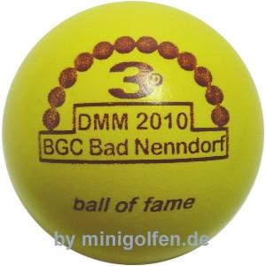 3D BoF DMM 2010 Bad Nenndorf