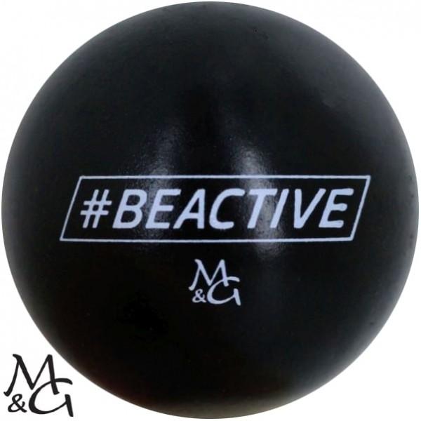 M&G #BEACTIVE