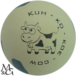 """M&G Kuh - Ko - Koe - Cow """"Bittner"""""""