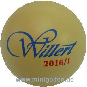 SV Willert 2016/1