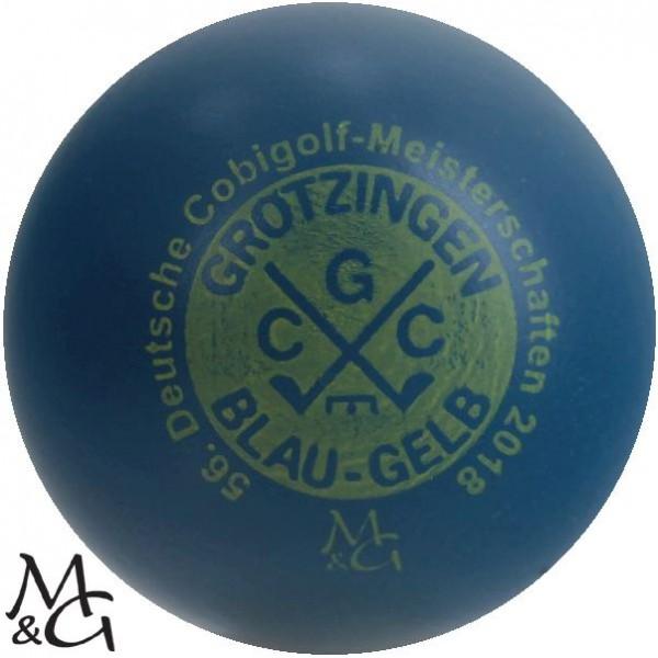 M&G 50 Jahre CGC Grötzingen