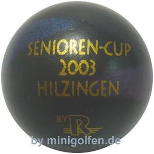 Reisinger Senioren-Cup 2003 Hilzingen
