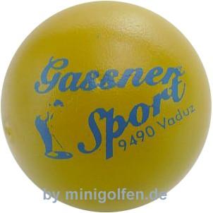"""Gasser Sport Vaduz """"gelb"""""""