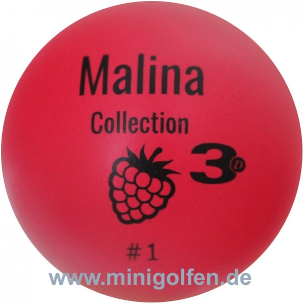 3D Malina Collection #1
