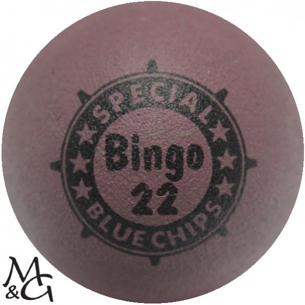 Blue Chips Bingo 22