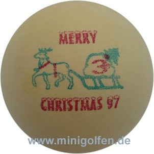 3D Merry Christmas 1997