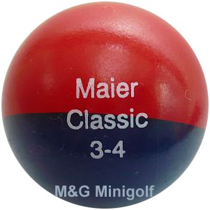 maier Classic 3-4