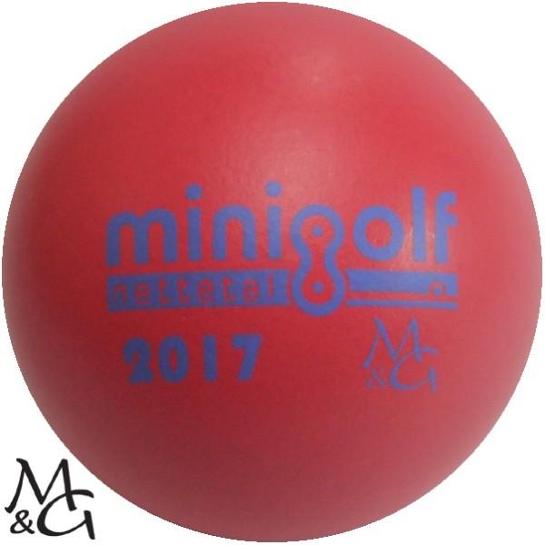 M&G Minigolf Nettetal 2017