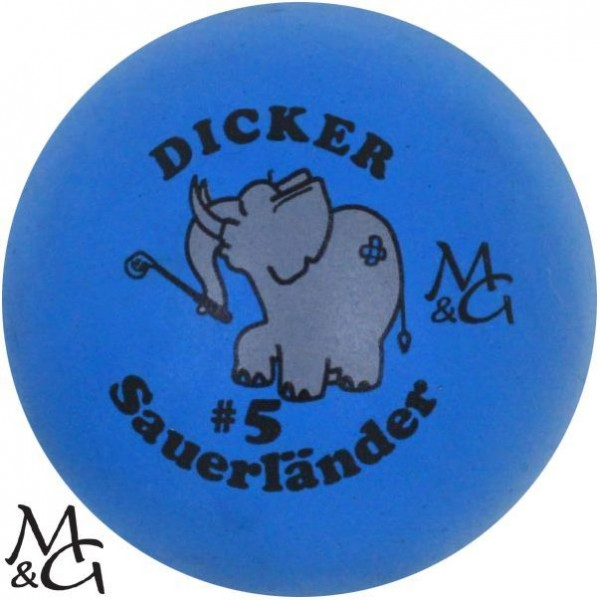 M&G Dicker Sauerländer #5