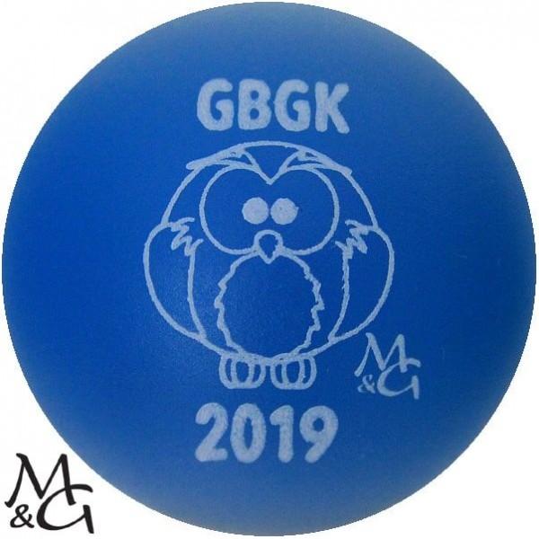M&G GBGK 2019