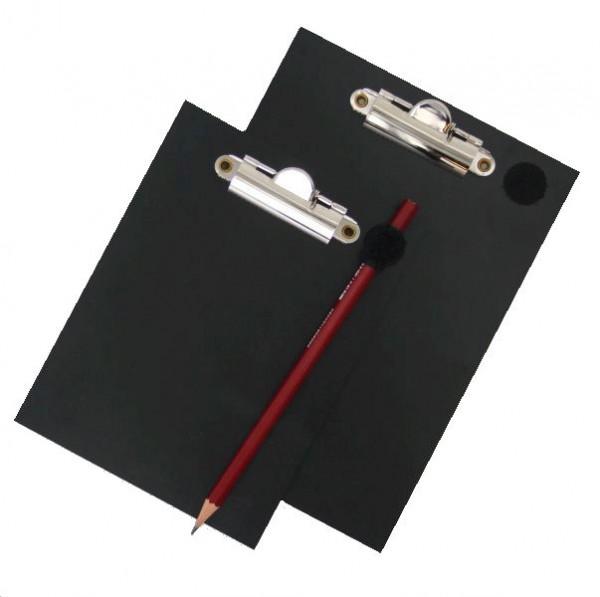 Schreibbrett für Minigolfanlage