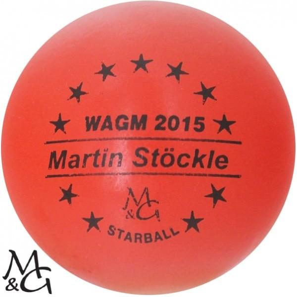 M&G Starball WAGM 2015 Martin Stöckle