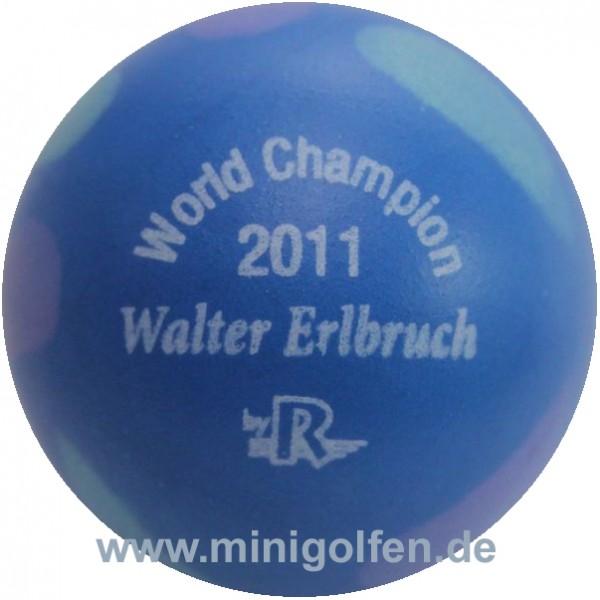 Reisinger World Champ. 2011 Walter Erlbruch [blau]