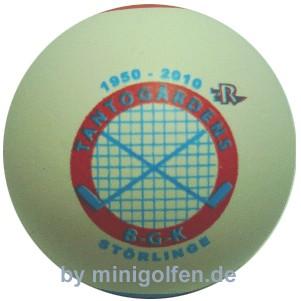 Reisinger Tantogardens Störlinge - 1950-2010