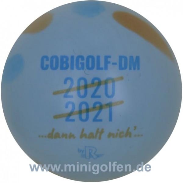 Reisinger Cobigolf-DM 2020 ...2021 ...dann halt nich`