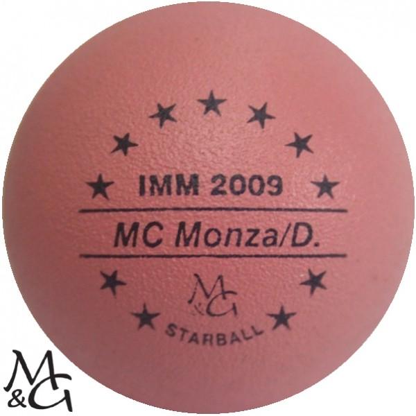 M&G Starball IMM 2009 MC Monza/Damen