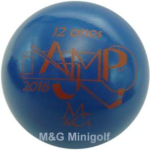 M&G 12 anos AJMP 2016