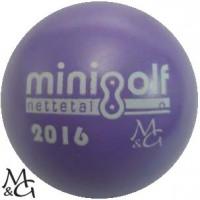 M&G Minigolf Nettetal 2016