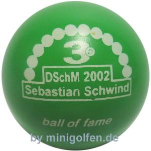 3D BoF DSchM 2002 Sebastian Schwind