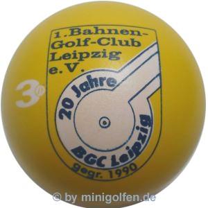 3D 20 Jahre BGC Leipzig