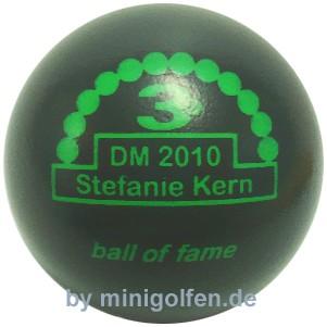 3D BOF DM 2010 Stefanie Kern
