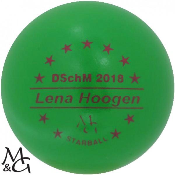 M&G Starball DSchM 2018 Lena Hoogen