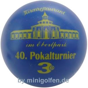 3D 40. Pokalturnier Ebertpark