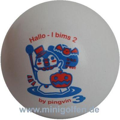 """3D """"I bims 2"""" by Pingvin"""