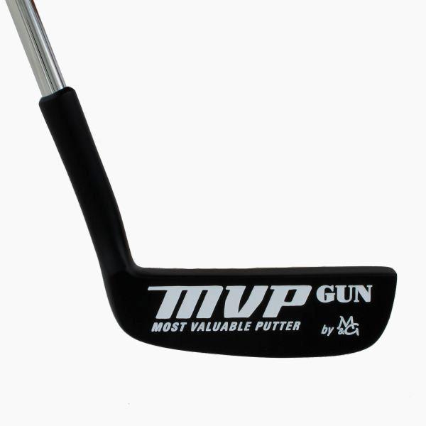 MVP_gun - most valuable putter | die neue Generation Minigolfschläger und Putter