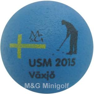 M&G USM 2015 Växjö