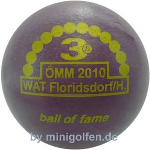 3D BoF ÖMM 2010 WAT Floridsdorf / Herren