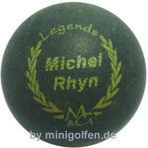 M&G Legends Michel Rhyn