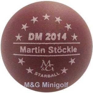 M&G Starball DM 2014 Martin Stöckle