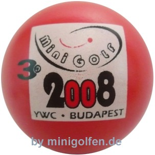 3D YWC 2008 Budapest