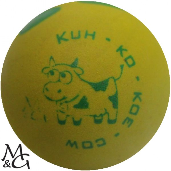 "M&G Kuh - Ko - Koe - Cow ""GH"""