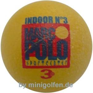 3D Marc'o Polo Indoor No 3