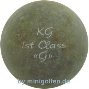 """Klose- Golf 1st Class """"G"""""""
