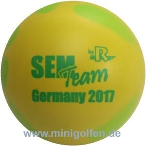 Reisinger SEM 2017 - Team Germany