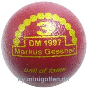 3D BoF DM 1997 Markus Gessner
