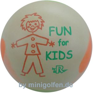 Reisinger Fun for Kids [weiss]