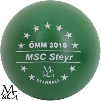 M&G Starball ÖMM 2016 MSC Steyr