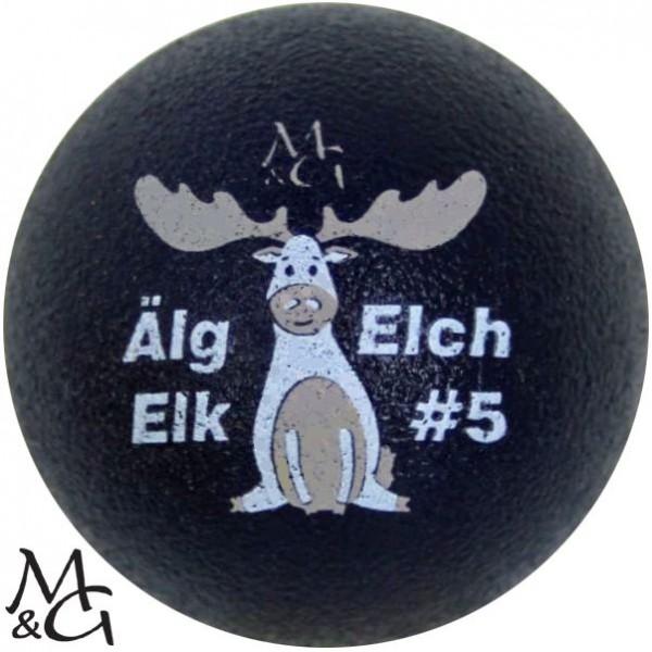 M&G Älg - Elch - Elk #5