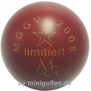 """M&G MGGV 2008 limitiert """"rot"""""""