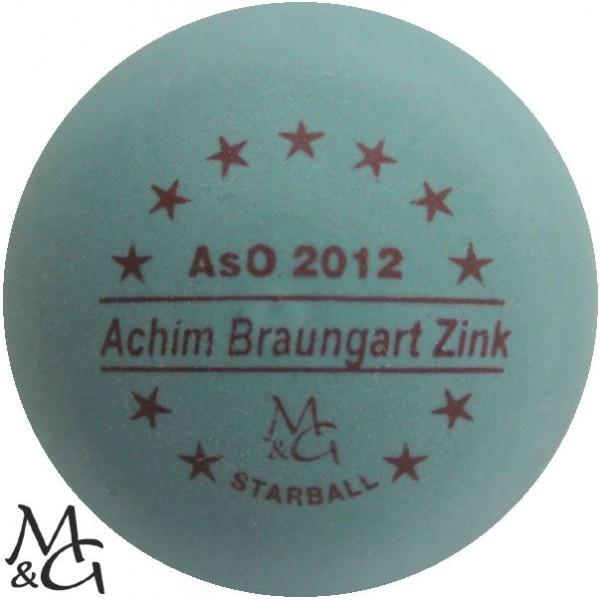 M&G Starball AsO 2012 Achim Braungart Zink